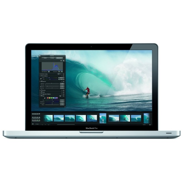 "Apple 15.4"" MacBook Pro MC118LL/A + FREE Case (4GB RAM, 250GB HDD)"