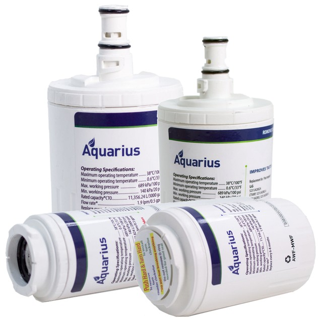 Replacement Water Filters for All Major Refrigerators