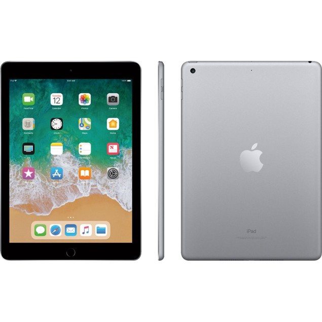 Apple iPad 5th Generation MP2F2LL/A (32GB, Wi-Fi, Space Gray)