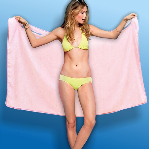 Wearable Beach Towel