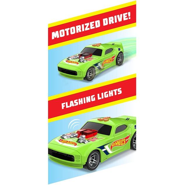 Hot Wheels Pop Racers Cars Nitro Door Slammer, Ages 3+