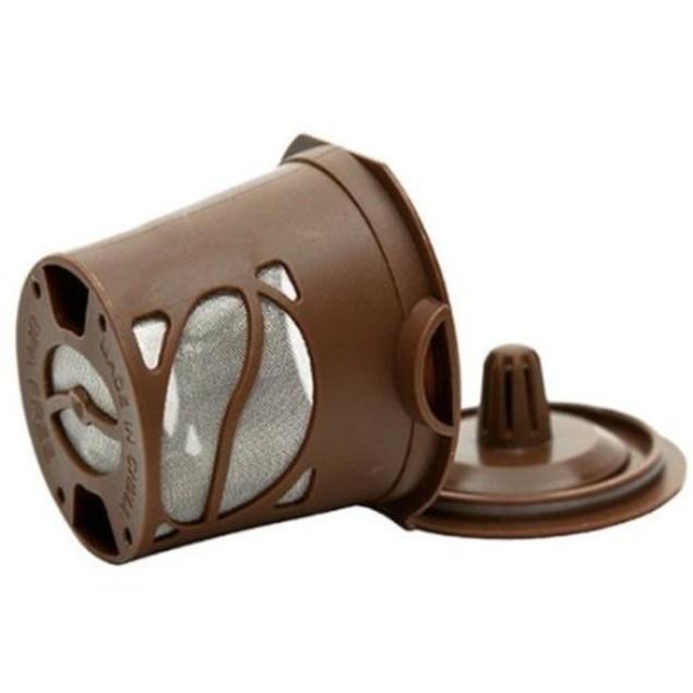 3-Pack Single Serve Coffee Filters for Keurig Brewers