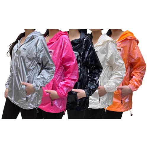 2-Pack Women's Hooded Fashion Windbreaker (Sizes, S-XL)
