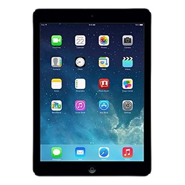 Apple iPad Air MD785LL/B (16GB, WiFi, Black)