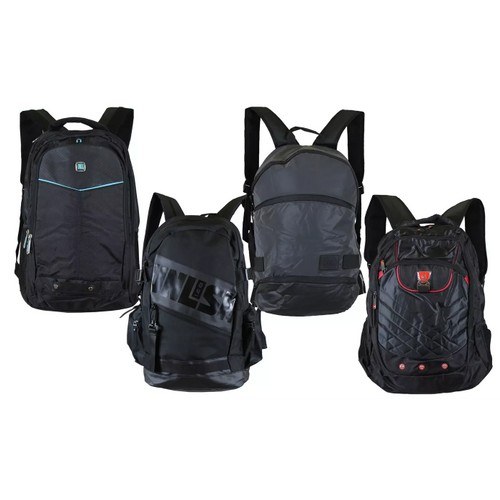 All-In-1 Multi-Compartment Sporting Tech Laptop Backpacks