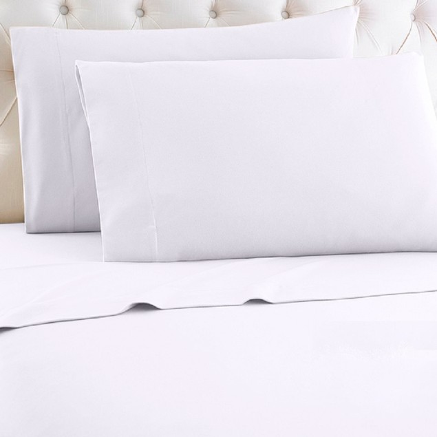 4-Piece Luxurious 1,000 Thread Count Egyptian Cotton Sheet Sets