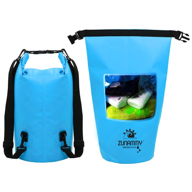 Zunammy Waterproof Floating Duffel Dry Bag