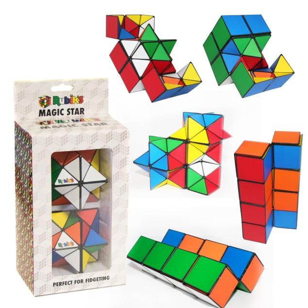 2 Pack-Rubik's Magic Star