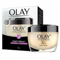 Deals on Olay Total Effects 7 in One Night Cream, 50g (1.7 Oz)