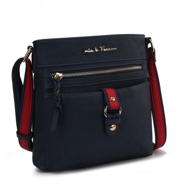 MKF Collection Viva Crossbody Bag