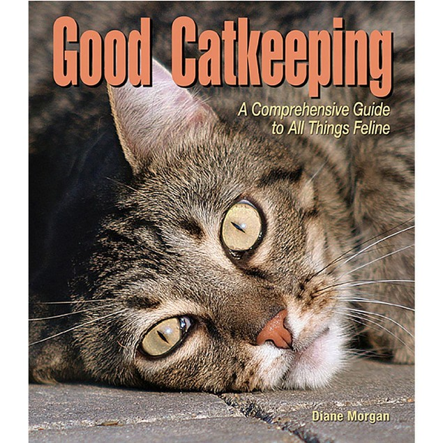 Good Catkeeping Book, Assorted Cats by TFH Publications