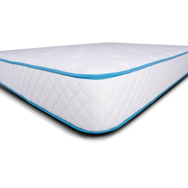"Dreamfoam Bedding - Slumber Essentials Haven 8"" Cooling Gel Mattress"