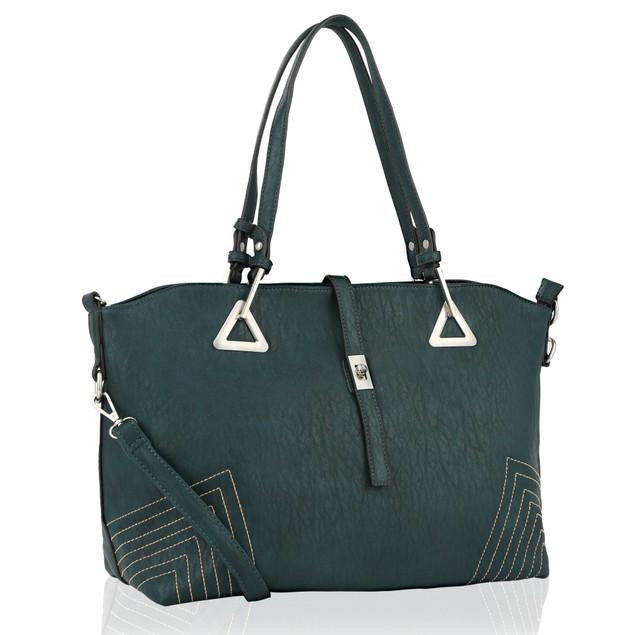 MKF Collection Dorothy Spacious Shoulder Bag