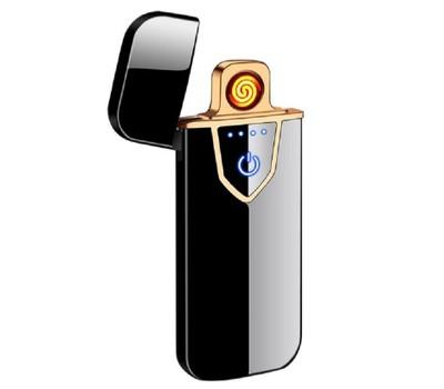 Slim Windproof Rechargeable Lighter Was: $34.99 Now: $11.99.