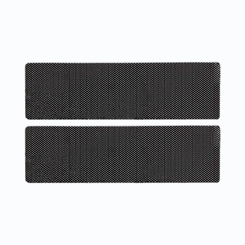 2-Pack Zone Tech Mesh Cling On Sun Glare Window Shades
