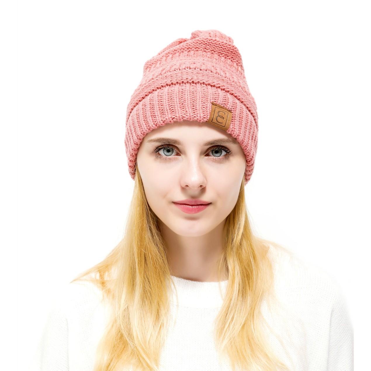 CC Chic Winter Beanie - Tanga 31c841a3d5d