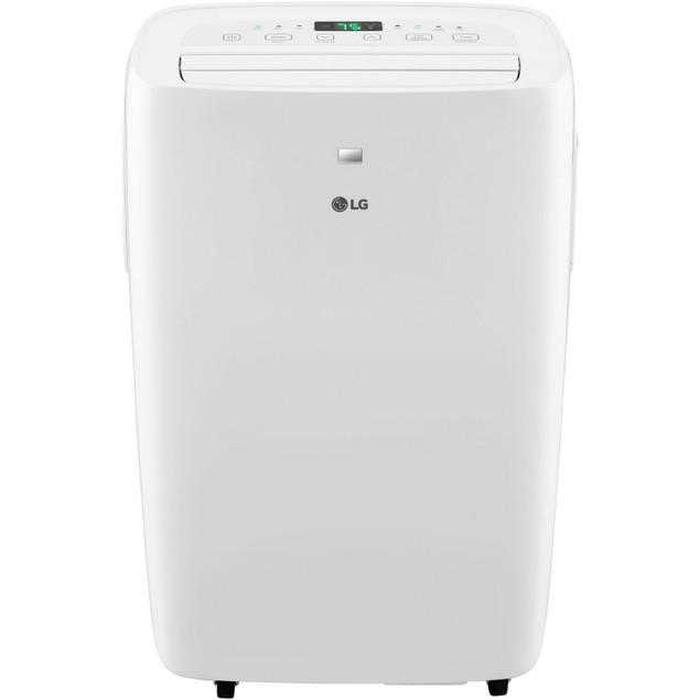 LG 10,000 BTU (6,500 BTU DOE) LP1020WSR 115-Volt Portable Air Conditioner with Remote