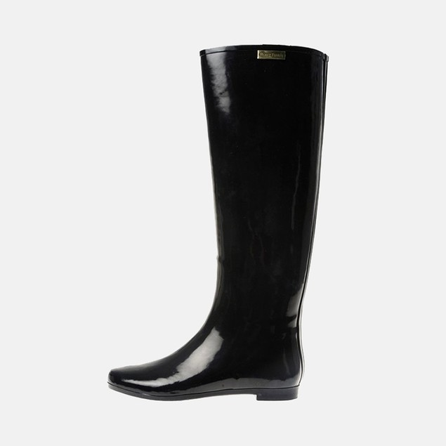 Henry Ferrera Women's Colorado Rain Boots - Black
