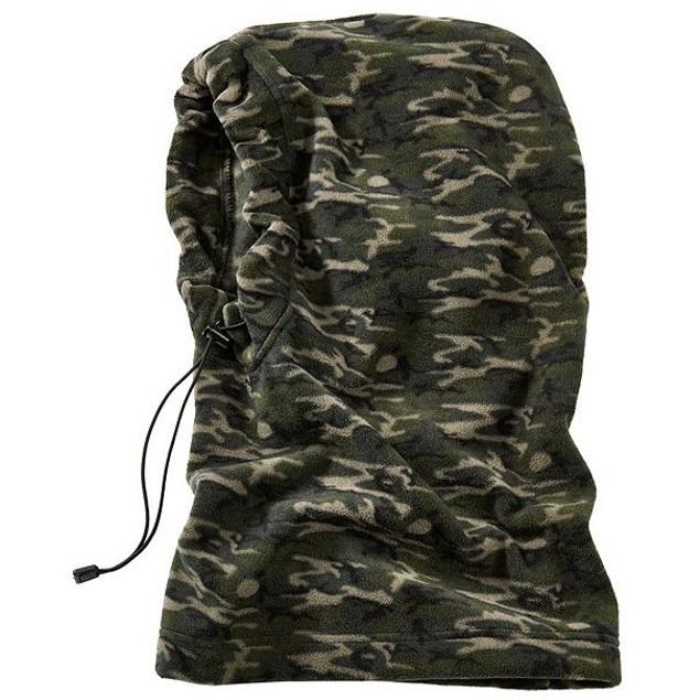 2-Pack John Bartlett Men's 4 In 1 Fleece Hood
