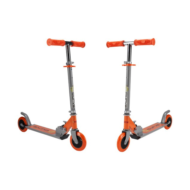 Curve Folding Metal Kick Scooter