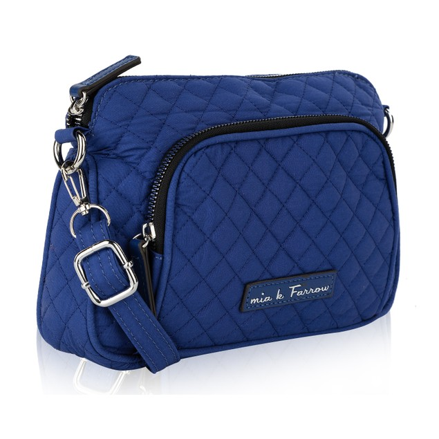 MKF Collection Noni Quilted Crossbody Bag by Mia K.