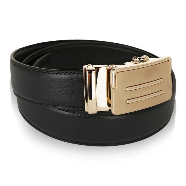 MKF Collection Andre Genuine Leather Belt by Mia K.