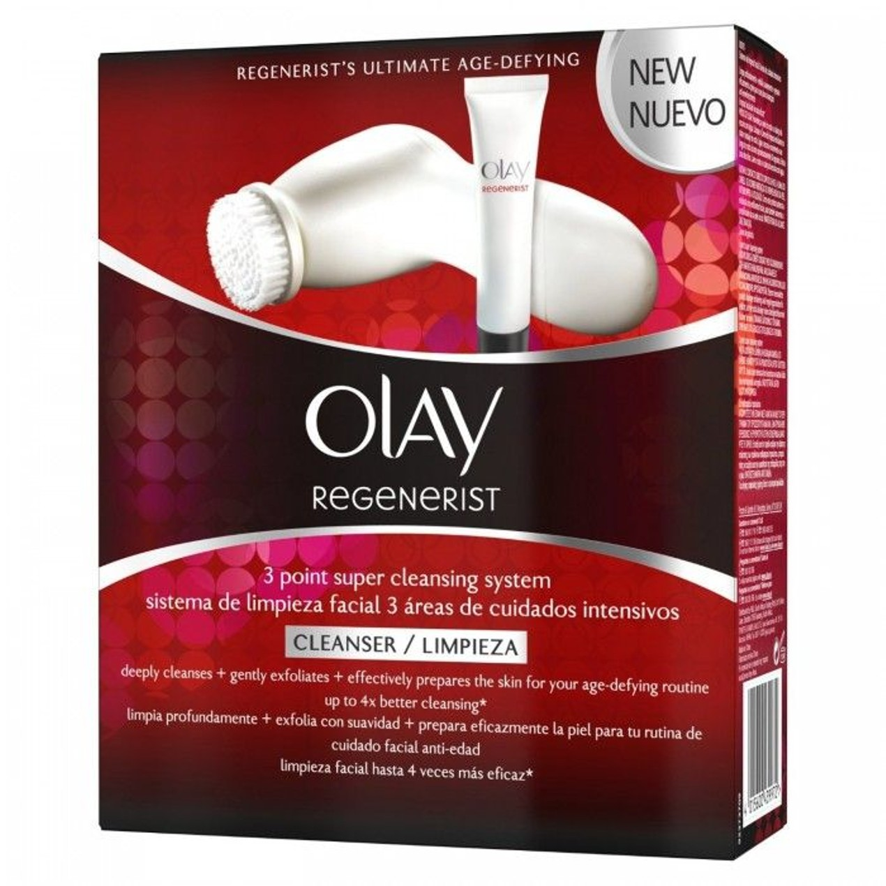 Olay Regenerist Micro Sculpting Super Cleansing System Tanga Sclupting Serum By