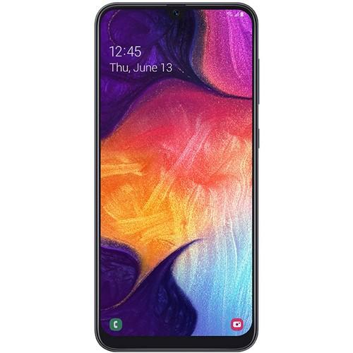 Samsung Galaxy A50 64GB Fully Unlocked Mobile Phone - Black
