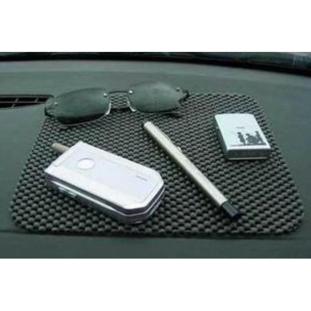 "Zone Tech Non-slip Anti-slip Dash Mat for Car Dashboard Phone Holder 7x9"""