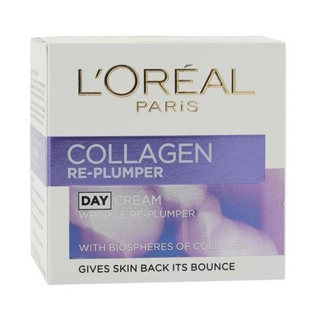 L'Oreal Collagen Re-Plumper Day Cream, 1.7 Oz