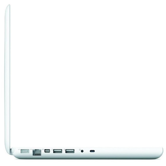 "Apple 13.3"" MacBook MC240LL/A, 500GB SSD, 2GB RAM, Core 2 Duo (Grade B)"