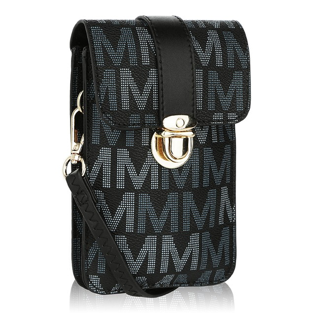 MKF Collection Lulu M Signature Phone Wallet by Mia K