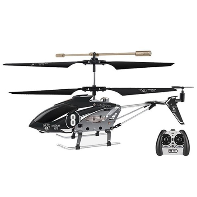 NBA Licensed Brooklyn/Deron Williams RC Helicopter