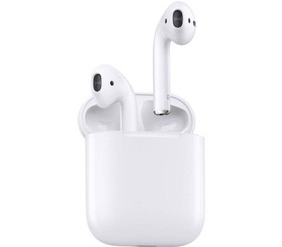 Apple Airpods MRXJ2AM/A with WIRELESS Charging Case (2nd Gen Latest Model) Was: $179.99 Now: $149.99.