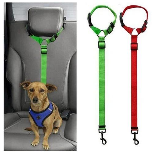 Adjustable Pet Harness Seat Belt