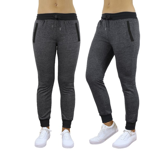 Women's Slim-Fit French Terry Jogger Pants