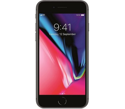 Apple iPhone 8 Space Gray 64GB GSM and CDMA Unlocked 4G LTE Smartphone Was: $499.99 Now: $239.99.