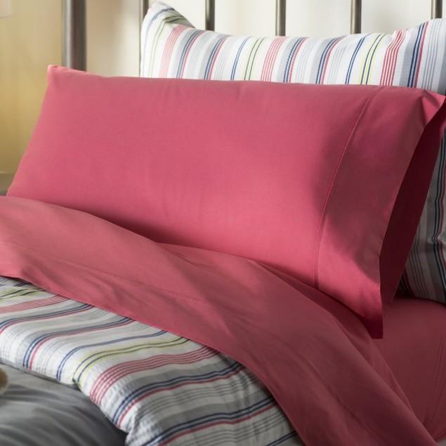 Andover Mills 90GSM Wrinkle-Resistant Sheet Set (3-Piece or 4-Piece)