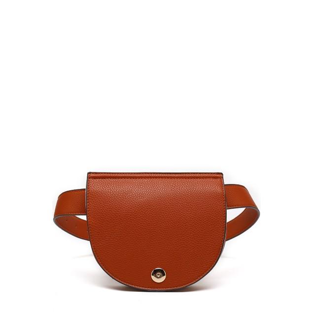 MKF Collection Daksha Half Moon Belt Waist Bag by Mia K