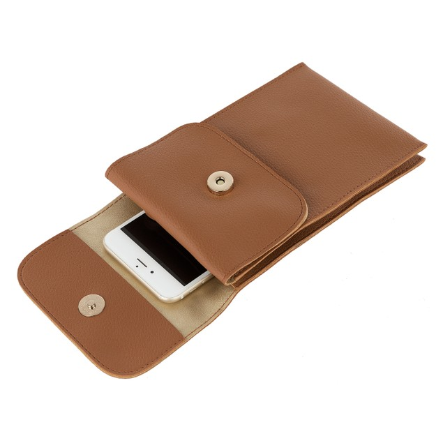MKF Collection Charlie Cell Phone Crossbody Bag by Mia K.