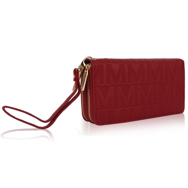 MKF Collection Monique M Signature Wristlet Wallet by Mia K