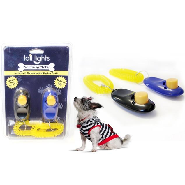Tail Lights Pet Training Clicker