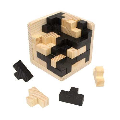 Zunammy Wooden Brain Teasers