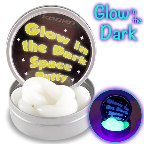 Kobra Glow in the Dark Putty