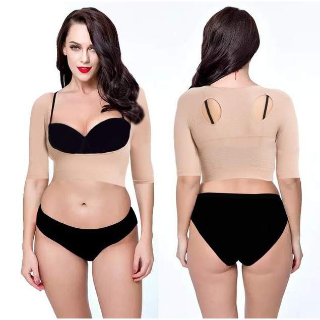 Unisex 2-in-1 Posture-Corrector and Arm-Slimming Wrap
