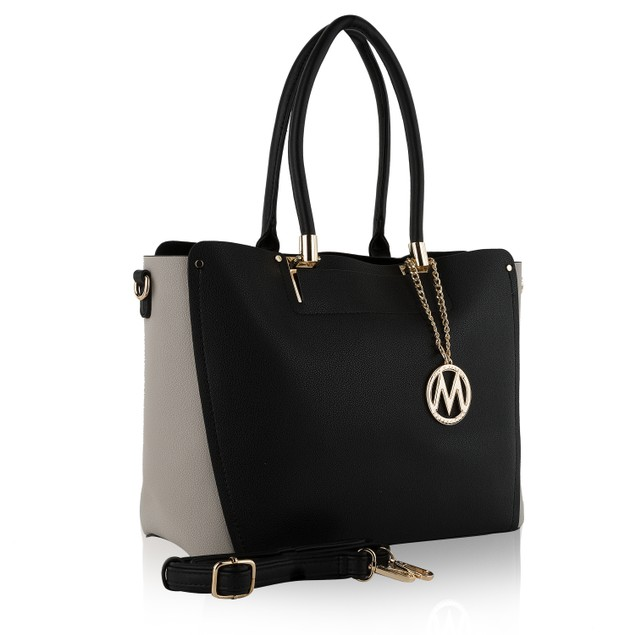 MKF Collection Fanny Satchel Bag by Mia K.