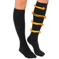 5 Pairs: All Day Relief Compression Socks