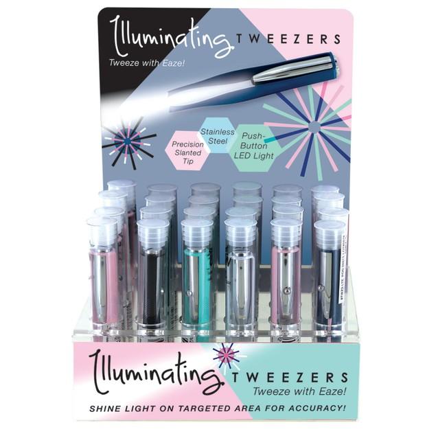LightUp Tweezers-2 Pack