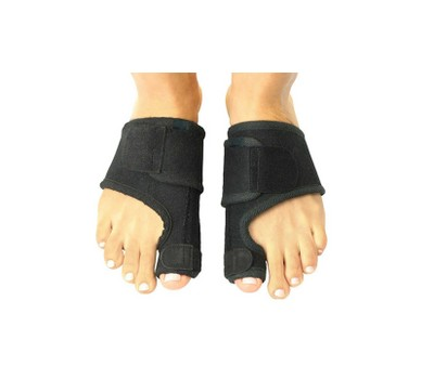 Adjustable Bunion Support Sleeve (1 or 2-Pack) Was: $29.99 Now: $12.99.