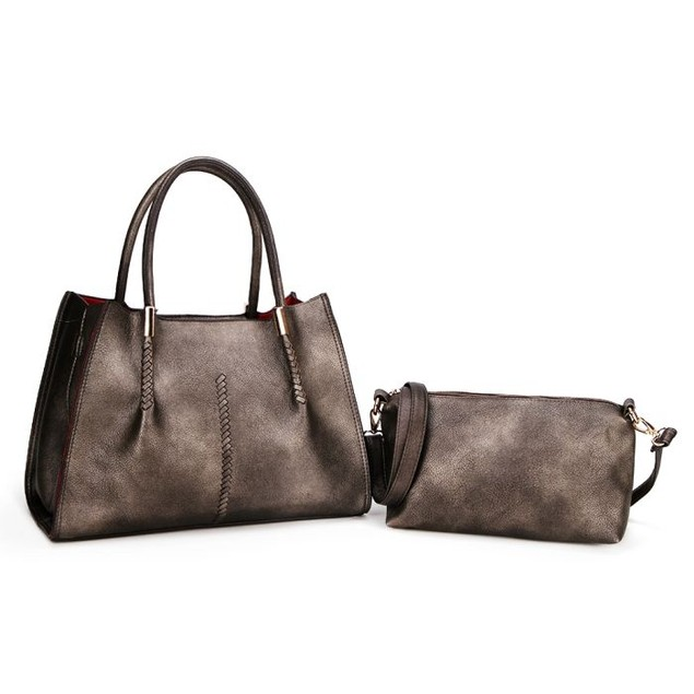 MKF Collection Gardner Satchel by Mia K.